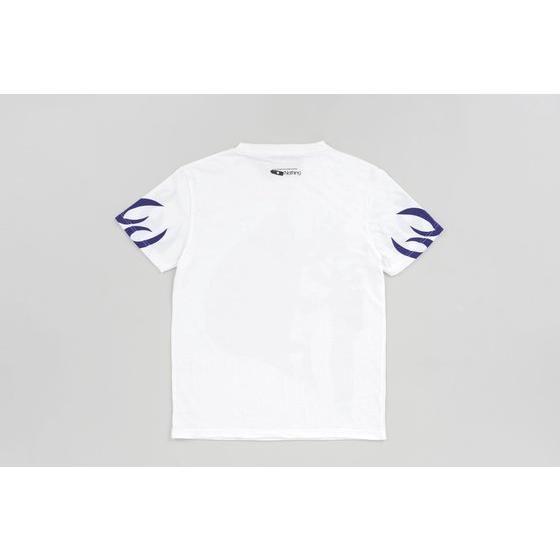 仮面ライダーW エターナルTシャツ 白