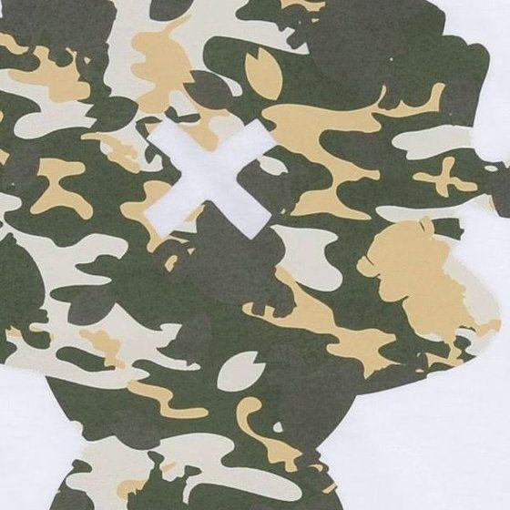 ワンピース 迷彩チョッパーTシャツ