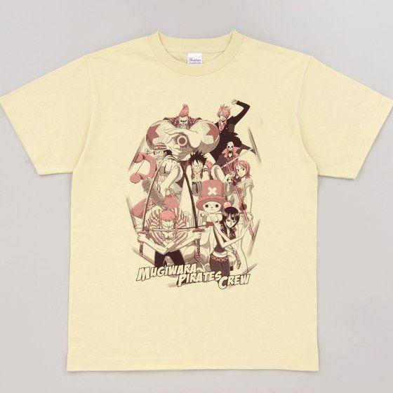 ワンピース 戦う麦わらの一味Tシャツ