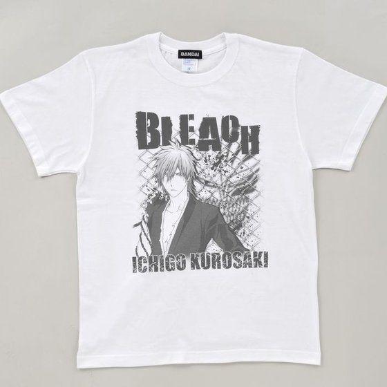 BLEACH Tシャツ 黒崎一護柄