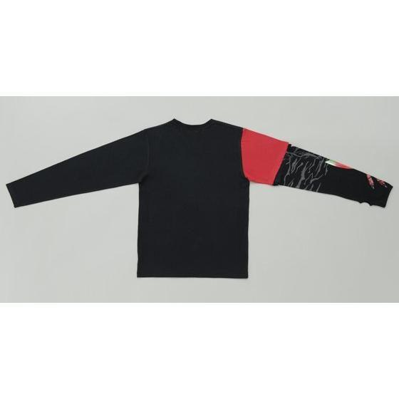 仮面ライダーオーズ アンク なりきり風長袖Tシャツ