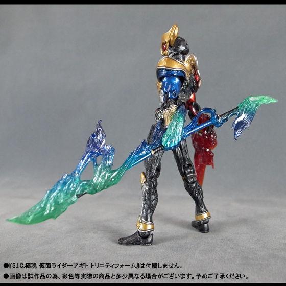 S.I.C.極魂 仮面ライダーアギト フレイムフォーム&ストームフォーム