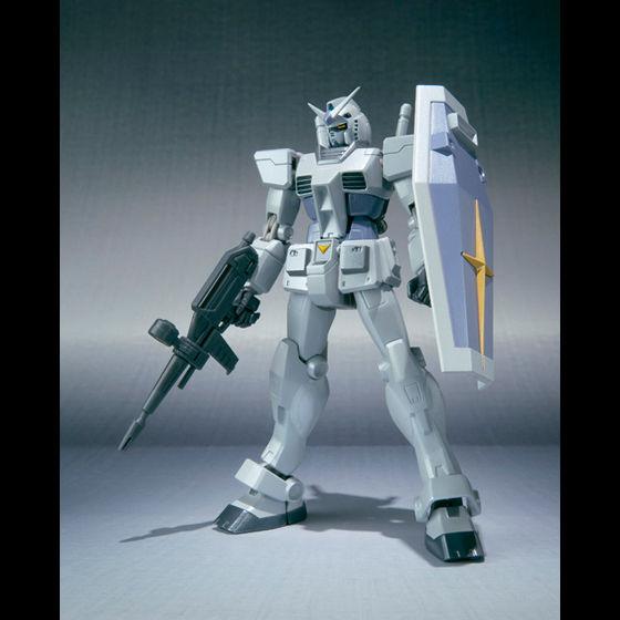 【抽選販売】ROBOT魂 <SIDE MS> G-3ガンダム(メタリックコート仕様)
