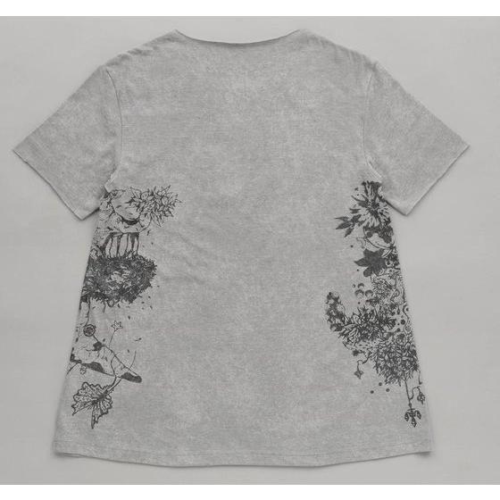 仮面ライダーフォーゼ 弦太朗 C&CデザインTシャツ(ライトグレー)