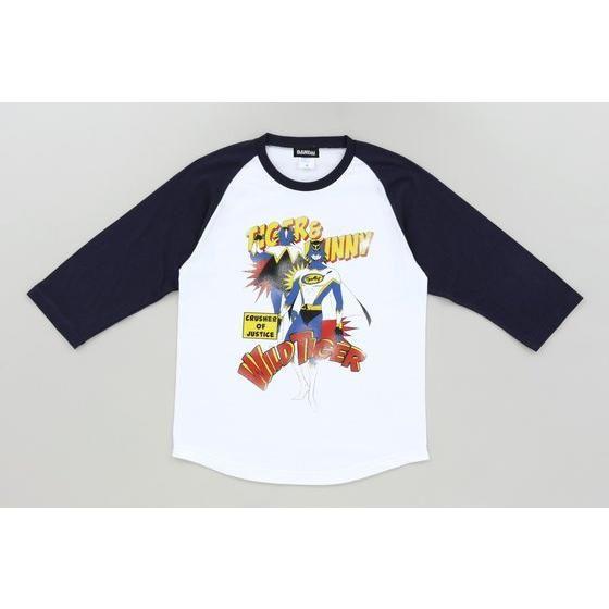 TIGER&BUNNY 3DTシャツ クソスーツ ラグラン