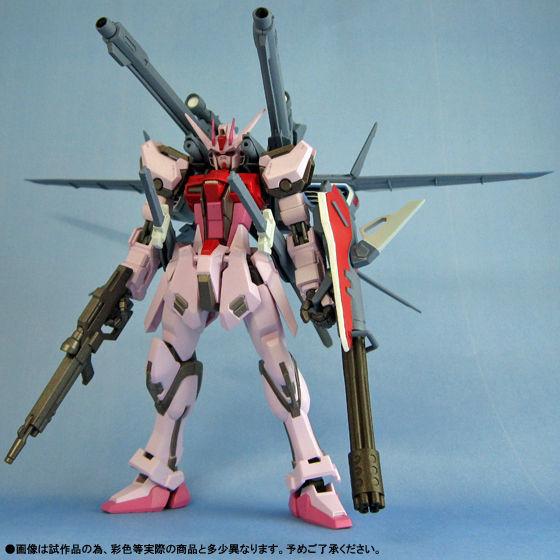 ROBOT魂 <SIDE MS> ストライクルージュ (I.W.S.P.装備)