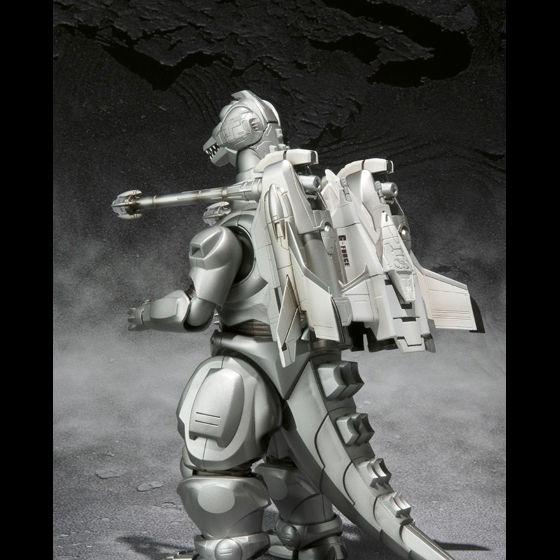 S.H.MonsterArts UX-01-92 �K���[�_ & ���J�S�W���Ή��G�t�F�N�g