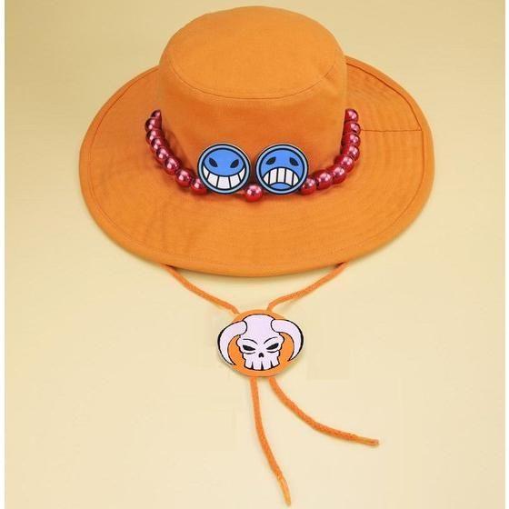 ワンピース エース帽子