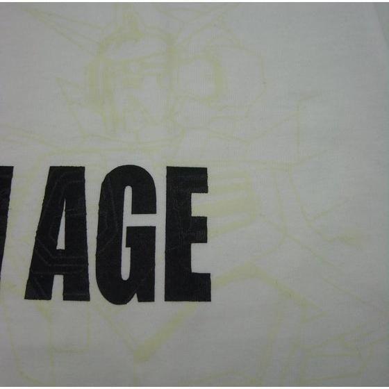 機動戦士ガンダムAGE ノーマルTシャツ 蓄光プリント
