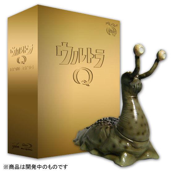 【3月お届け】『総天然色ウルトラQ』プレミアムBlu-ray BOX I アンコール受注