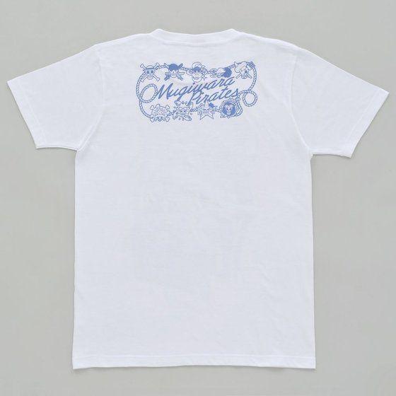 ワンピース Tシャツ 新世界編麦わらの一味柄