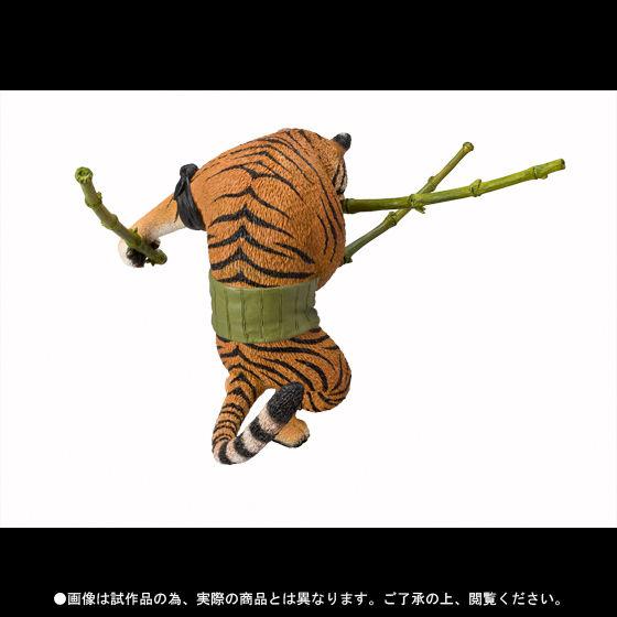 フィギュアーツ ZERO Artist Special ロロノア・ゾロ as トラ