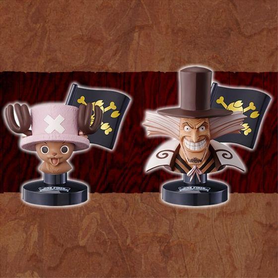 ワンピース グレートディープコレクション ジャンプフェスタ2012限定 チョッパー&Dr.ヒルルク