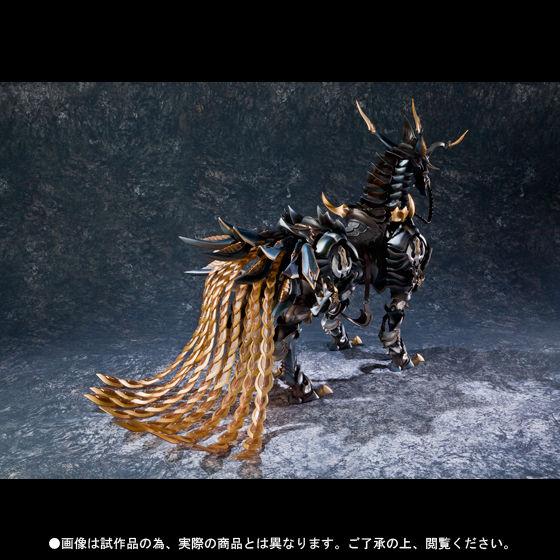魔戒可動 魔導馬 ライゴウ