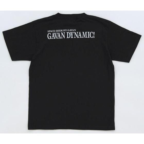 宇宙刑事ギャバン ギャバン・ダイナミックTシャツ
