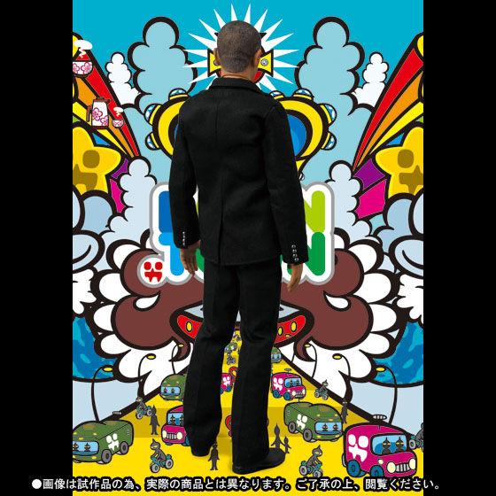 BM! 1/6アクションフィギュア 松本人志