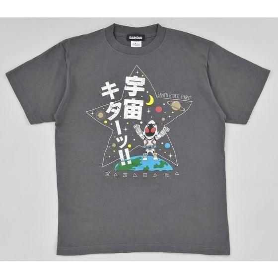 仮面ライダーフォーゼ デフォルメ仮面ライダーフォーゼ Tシャツ