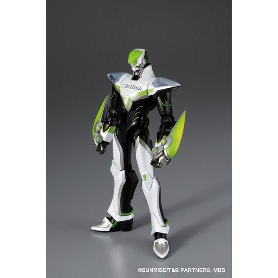 """TIGER&BUNNY"" MG FIGURE-RISE 1/8 ワイルドタイガー"