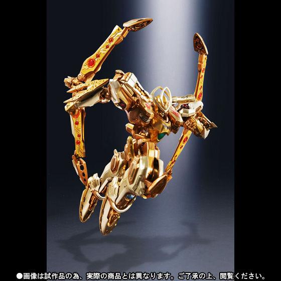 スーパーロボット超合金 ゴールドソーラーアクエリオン