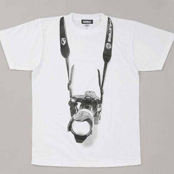 特命戦隊ゴーバスターズ イチガンバスター柄Tシャツ