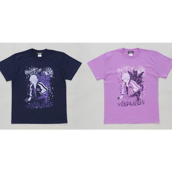 TIGER&BUNNY 折紙サイクロン柄Tシャツ