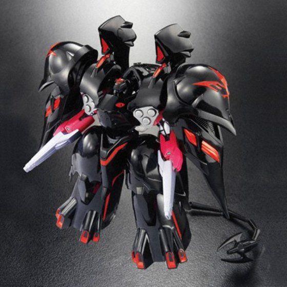魂スペック XS,07ブラックサレナ