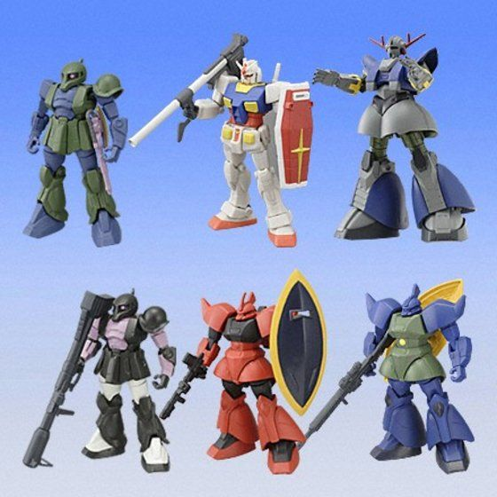 HMSセレクション(HYBRID MOBILE SUIT SELECTION)5