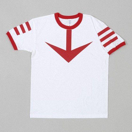 宇宙戦艦ヤマト 戦闘班制服Tシャツ