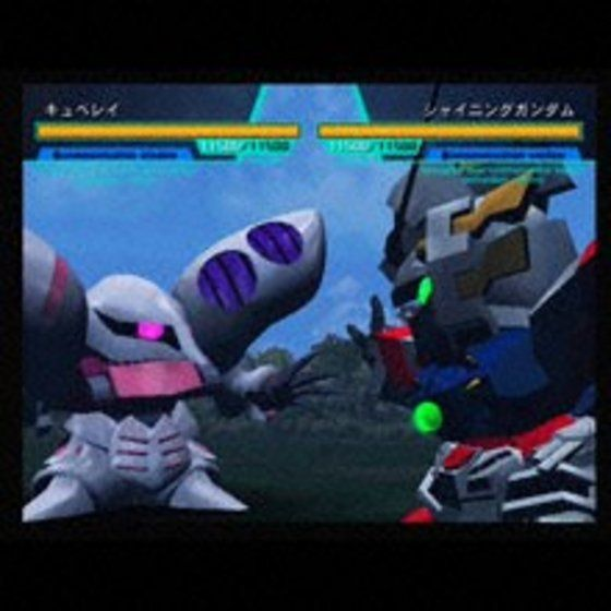 PS2 SDガンダム GGENERATION-NEO