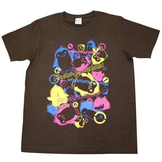 輪るピングドラム C3DアクションズTシャツ