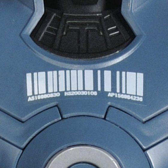 """【プレミアムバンダイ限定】""""TIGER & BUNNY"""" MG FIGURE-RISE 1/8 バーナビー・ブルックス Jr.(プロトタイプスーツ)"""