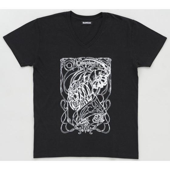 麻宮騎亜×仮面ライダーフォーゼ ゾディアーツTシャツ「スコーピオン」