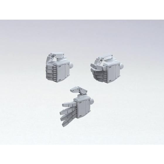 ビルダーズパーツHD1/100MSハンド01(連邦系)