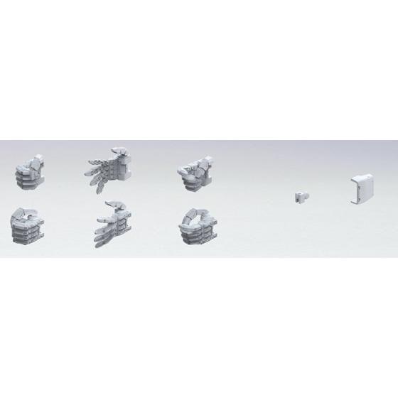 ビルダーズパーツHD 1/100 MSハンド02(ジオン系)