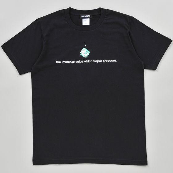 エウレカセブンAO Tシャツ クォーツ柄
