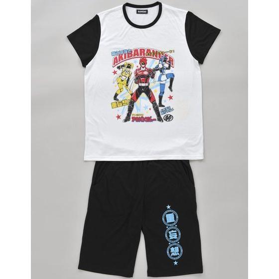 非公認戦隊アキバレンジャー 大人用パジャマ