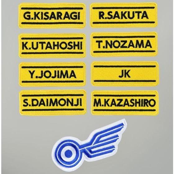 仮面ライダーフォーゼ THE MOVIE ネームプレートセット