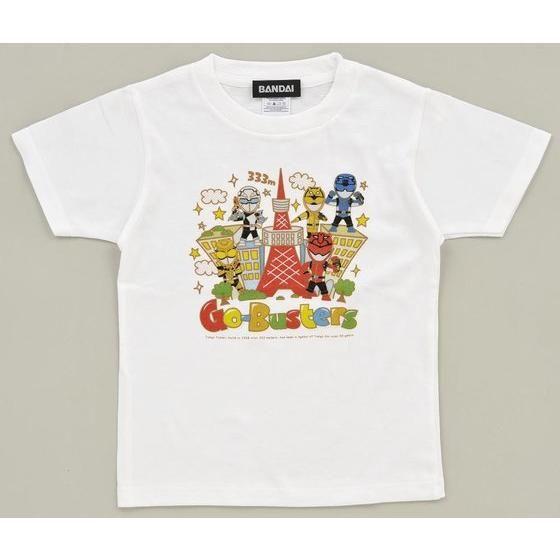 特命戦隊ゴ−バスターズ×東京タワー Tシャツ S/M/L/XL