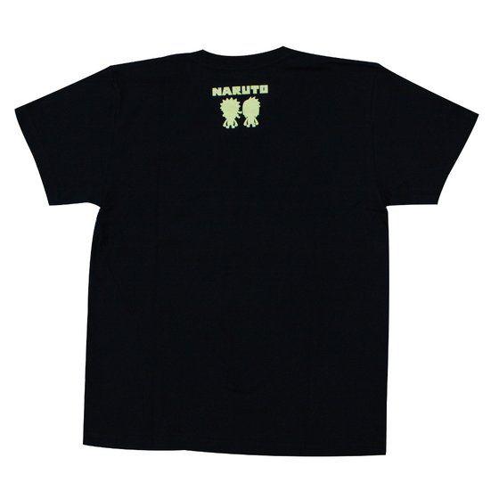 NARUTO-ナルト-疾風伝×Panson Works Tシャツ バトル柄