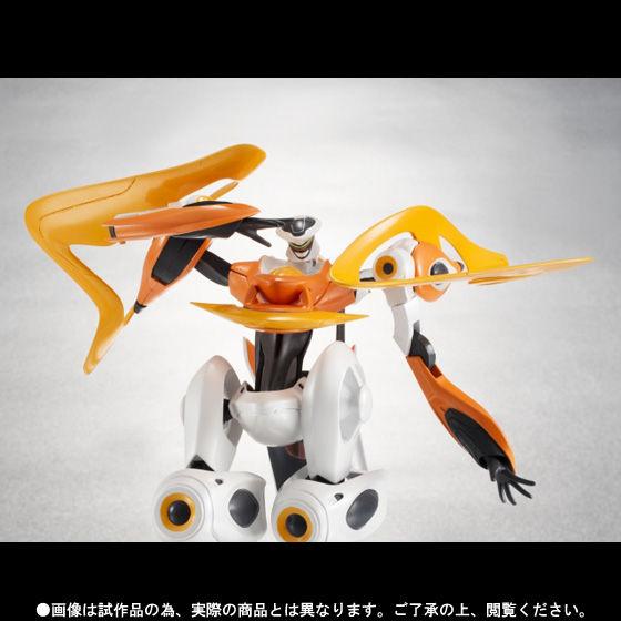 ROBOT魂 <SIDE ovid> ウォクス・イグニス