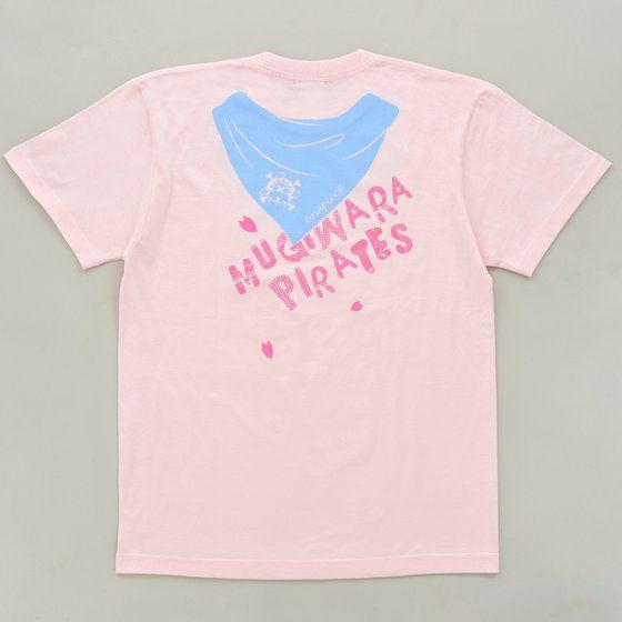 ワンピース Tシャツ チョッパーマリン柄