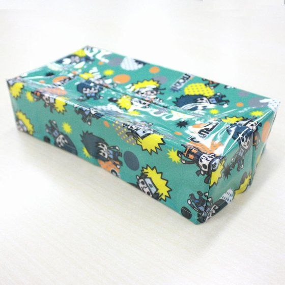 NARUTO-ナルト-疾風伝×Panson Works BOXティッシュカバー