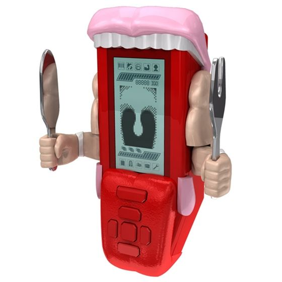 美食形文字解読器ペロットリーダー