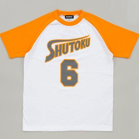 黒子のバスケ ユニフォーム柄Tシャツ 緑間真太郎 10月お届け