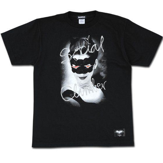 バットマン ダークナイトライジング セリーナ・カイル柄Tシャツ(9月お届け)