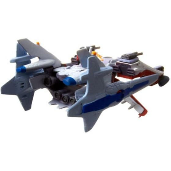コスモフリートコレクション 機動戦士ガンダムSEED アークエンジェル プラズマブースター装備(送料込み)