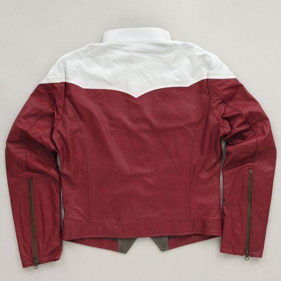 TIGER&BUNNY バーナビー・ブルックスJr.モデル レザージャケット