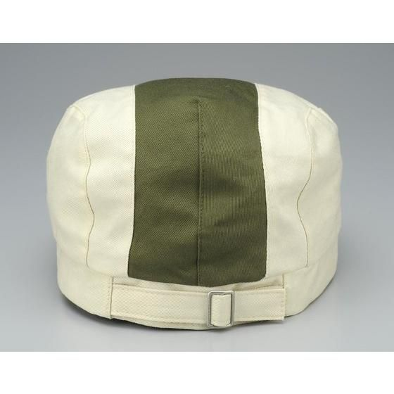 TIGER & BUNNY ハンチング帽 ツイル(グリーン)