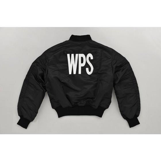 踊る大捜査線THE FINAL WPS MA-1タイプジャケット