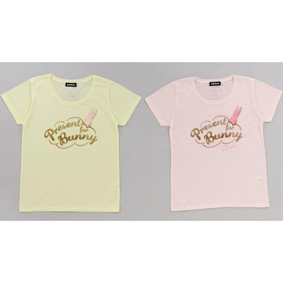 TIGER & BUNNY レディースTシャツ バニーぬいぐるみ柄